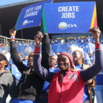 DA promises change to its supporters