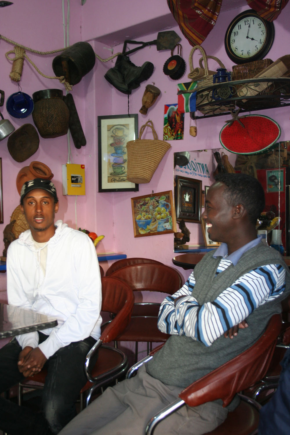 Somalia is a 'nation of poets'