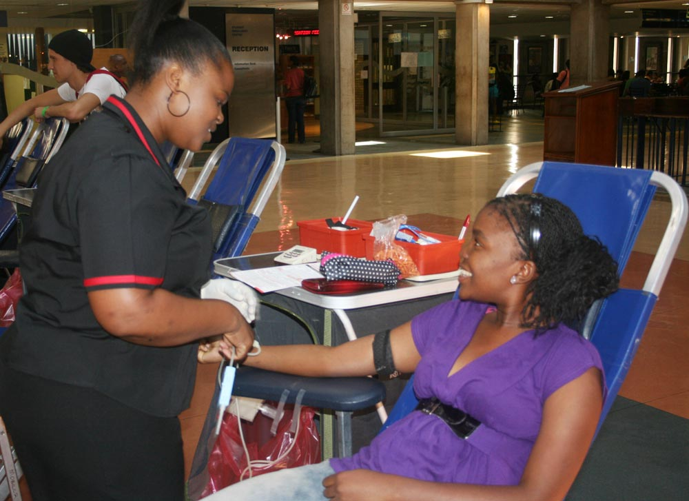 Blood donor ban on gay men lifted in South Africa
