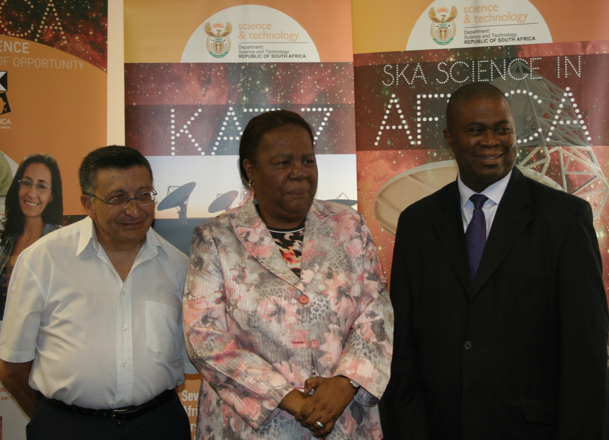 "SKA: ""A wonderful boom for Africa, through science"""
