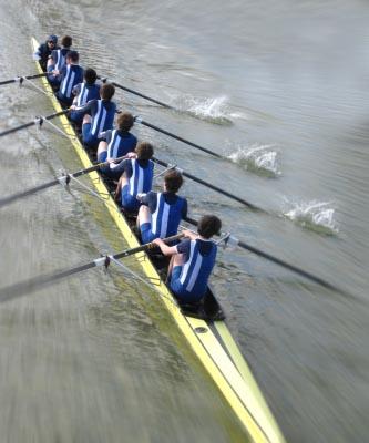 Rowing coach wins national award