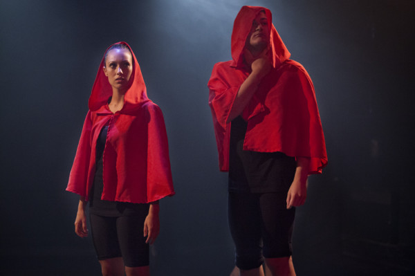 Modernising  the classical fairy tale of Red Riding Hood, In a Company of Wolves breaks the notions of feminine vulnerability in this high physical theatre production.