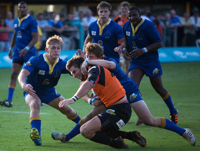 A long way to go for Wits Rugby