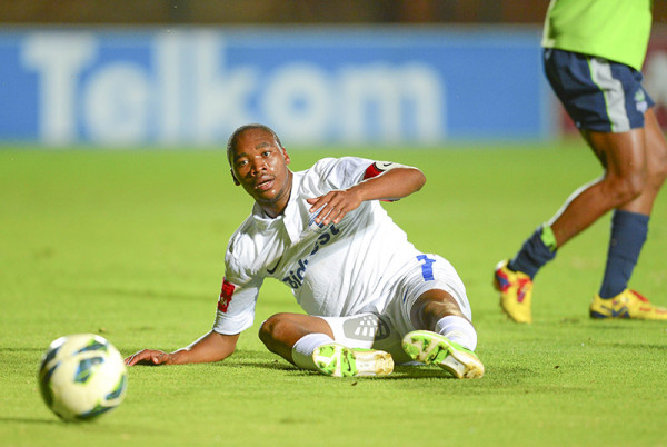 Playmaker: Sibusiso Vilakazi has been key to the Clever Boys' success this season.