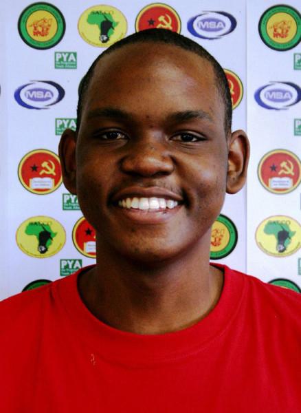 Wits Src President Sibulele Ngudlwa