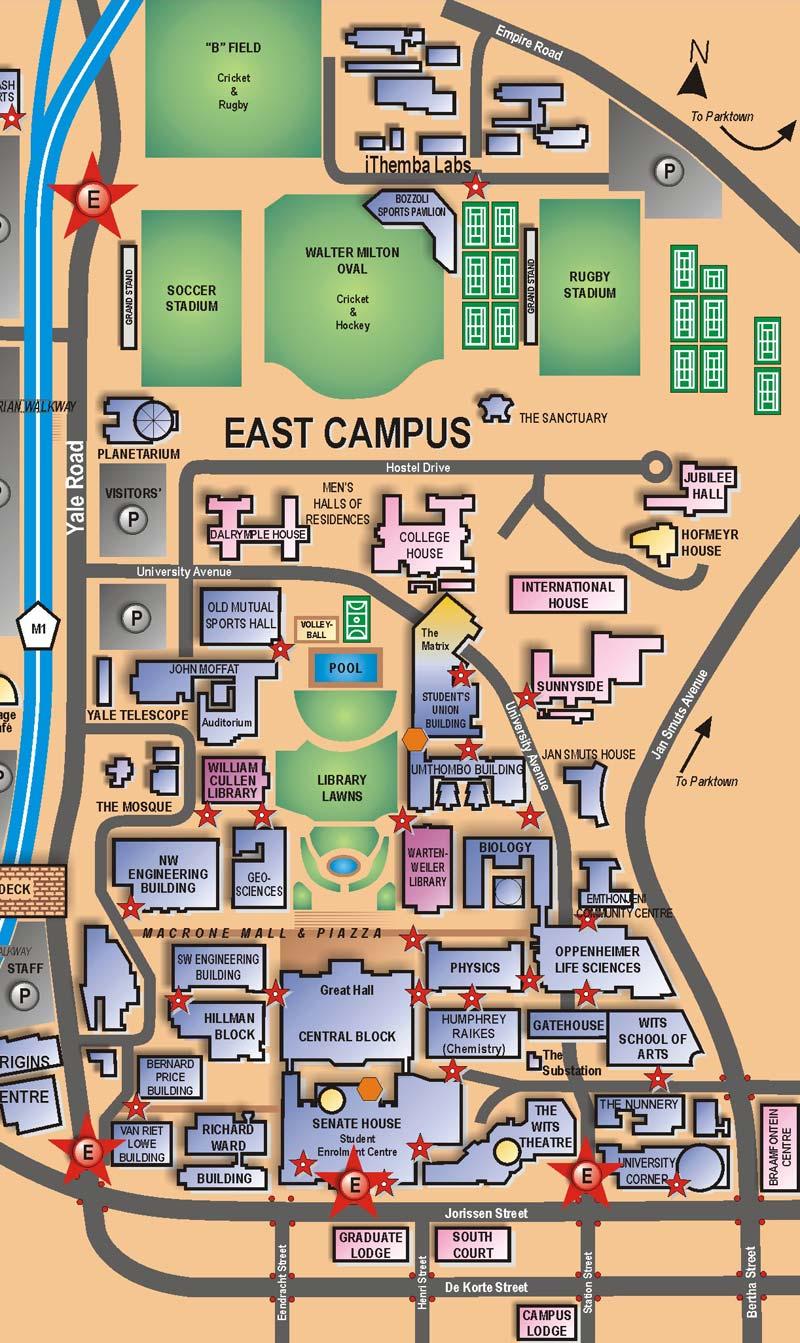 Est campus