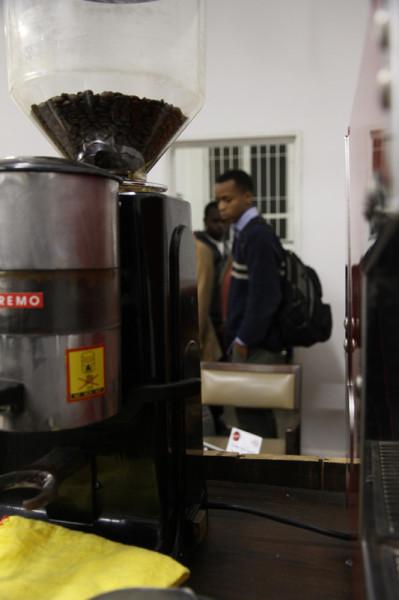 Coffee vele