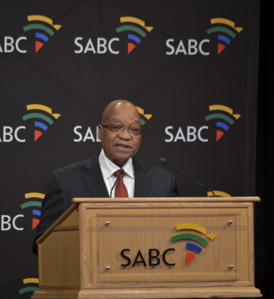 COMMANDER IN CHIEF: President Jacob Zuma. Photo: Pheladi Sethusa
