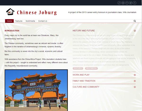 chinesejoburg