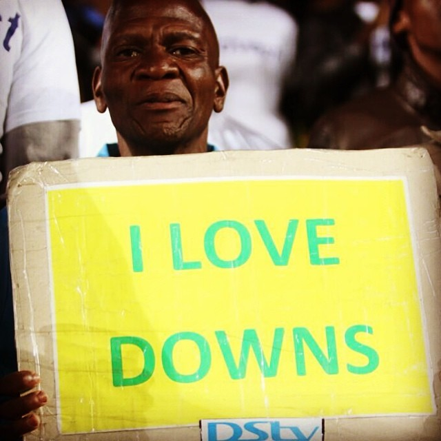 For the love of the beautiful game! #BidvestWits vs #KaizerChiefs at #witsUniversity tonight