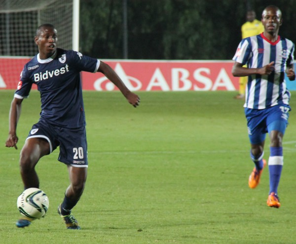 NOT RESTED: Siyabonga Nhlapo was one of only two players not rested from this past Saturdays clash against Kaizer Chiefs. Photo : Luca Kotton