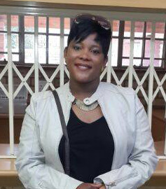 Flavia Rachel 'Dolly' Tshabalala was a secretary at Wits University. She was allegedly killed by her boyfriend, JoziFM DJ, Donald Sebolai. Photo: Facebook.