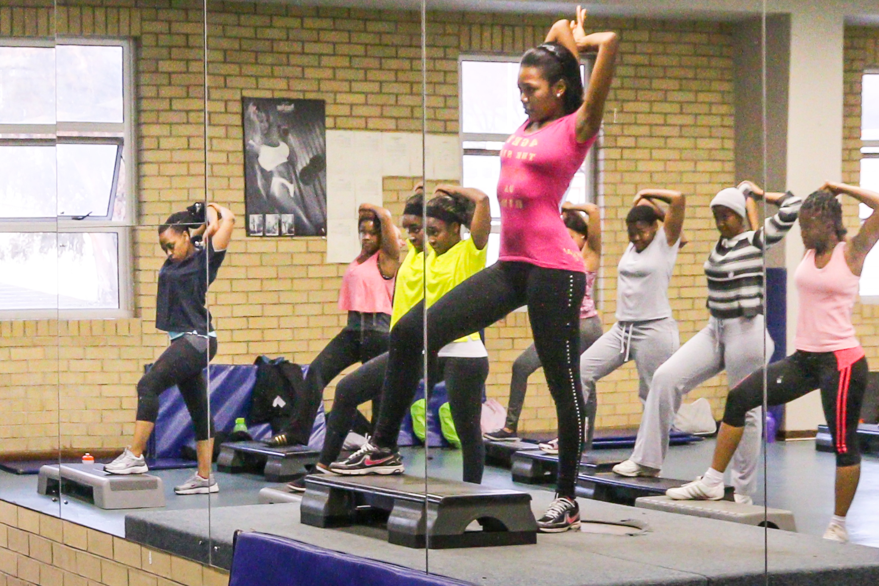 Image result for south african girls in gym
