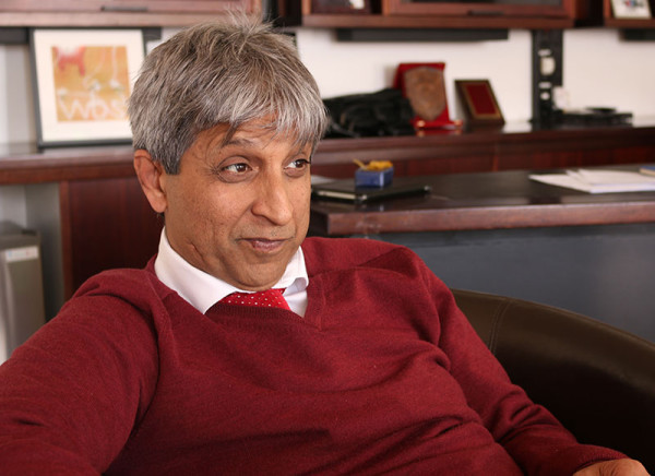Adam Habib Wits University Vice Chancellor says it is not often that universities in South Africa receive funding of this magnitude.Normally  from sole philanthropists. The funding for universities is largely  sourced from corporates and state funding agencies locally, and international trusts and foundations