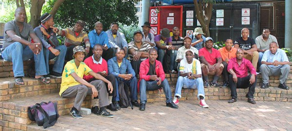 NO POWER: Outsourced electrical workers at Wits have not been paid since January and have  not returned to work for several weeks. Photo: Roxanne Joseph