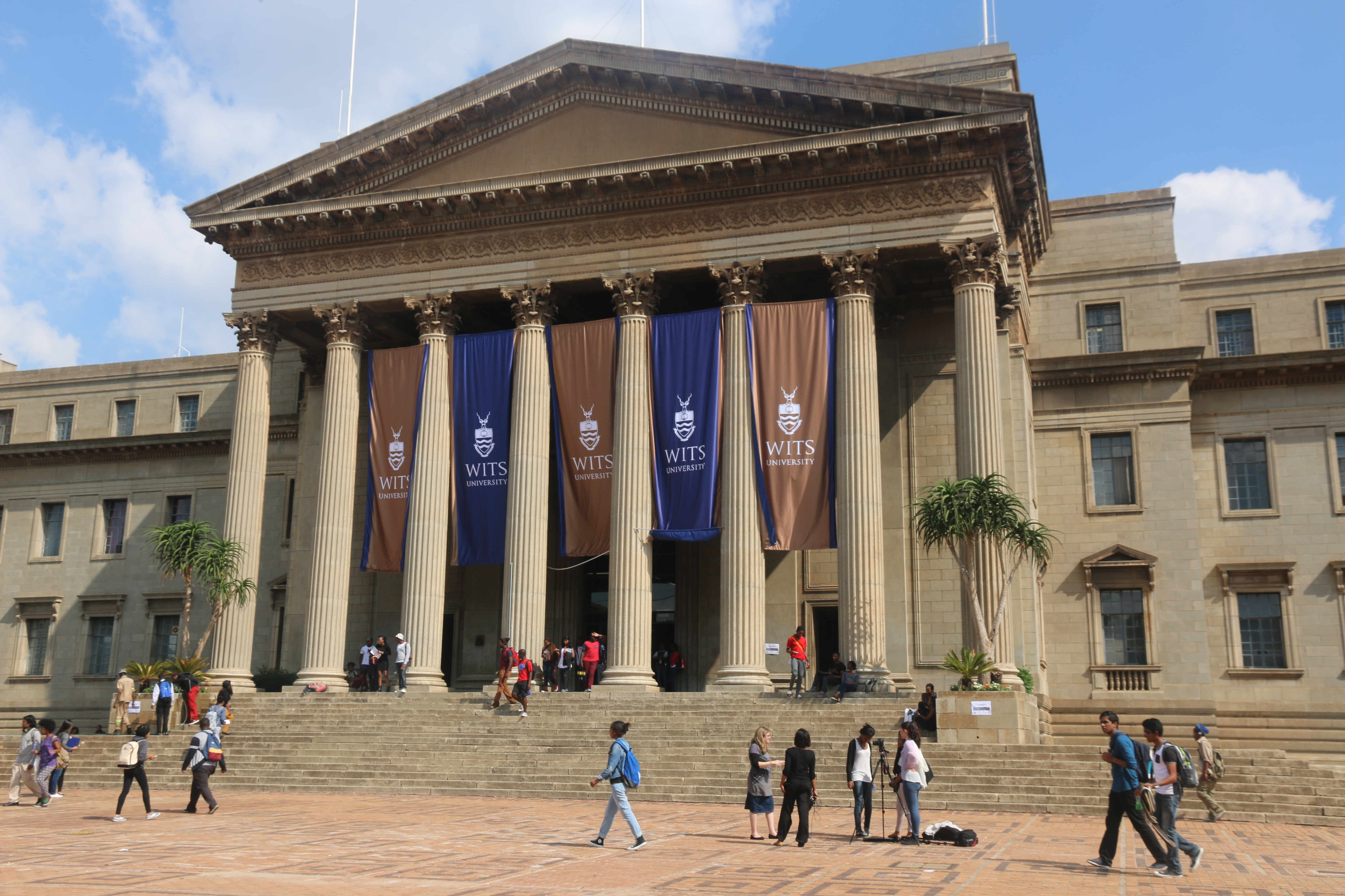 Statement: Wits management say they have reached an agreement with SRC