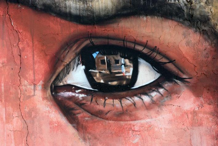 Art or Vandalism: Graffiti and street art in Braamfontein