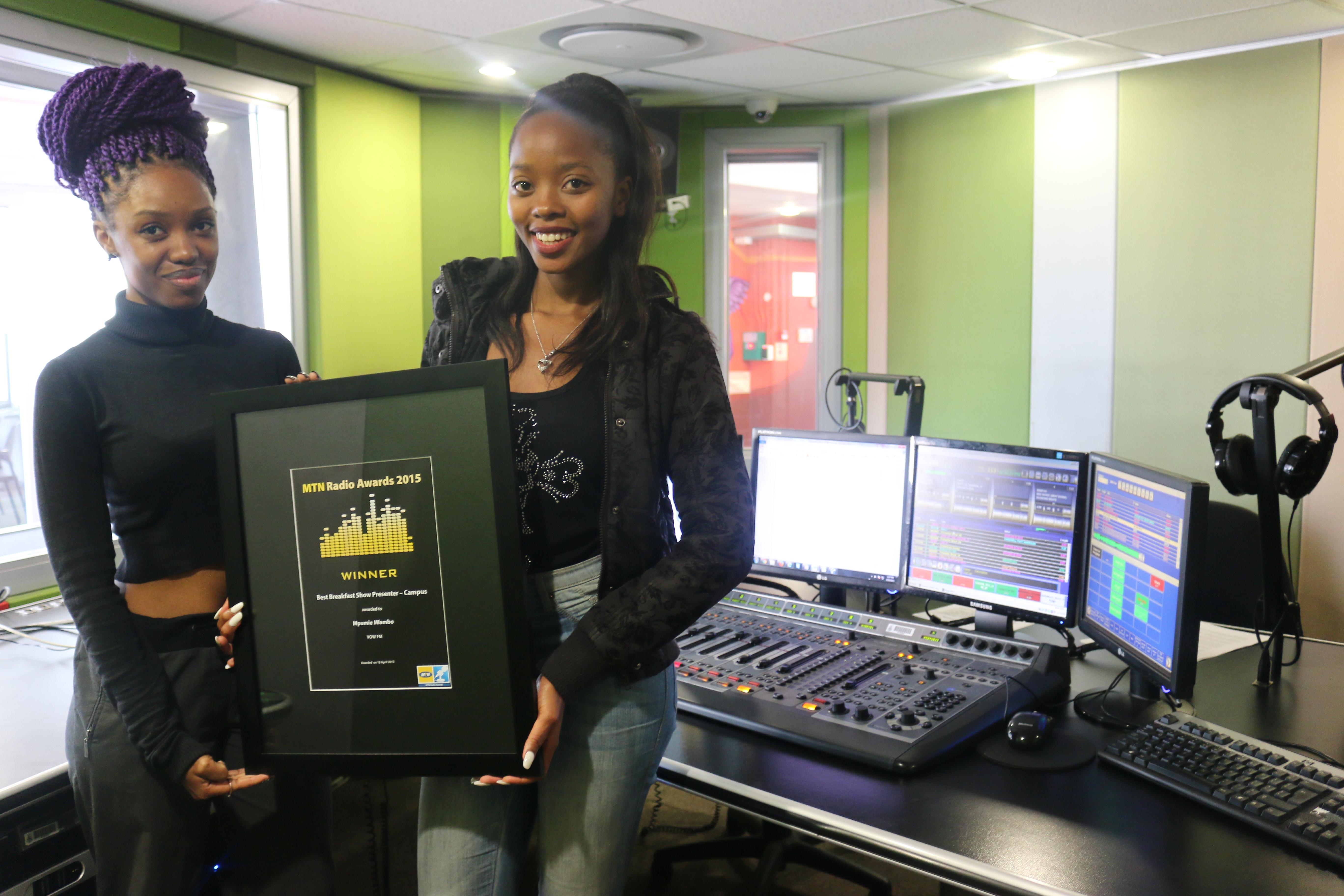VowFM scoops five radio awards