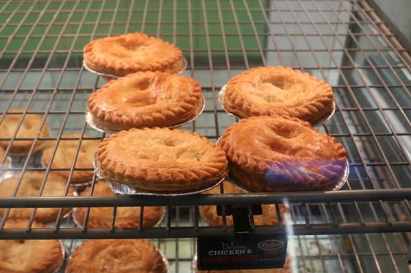 Theo's Pies