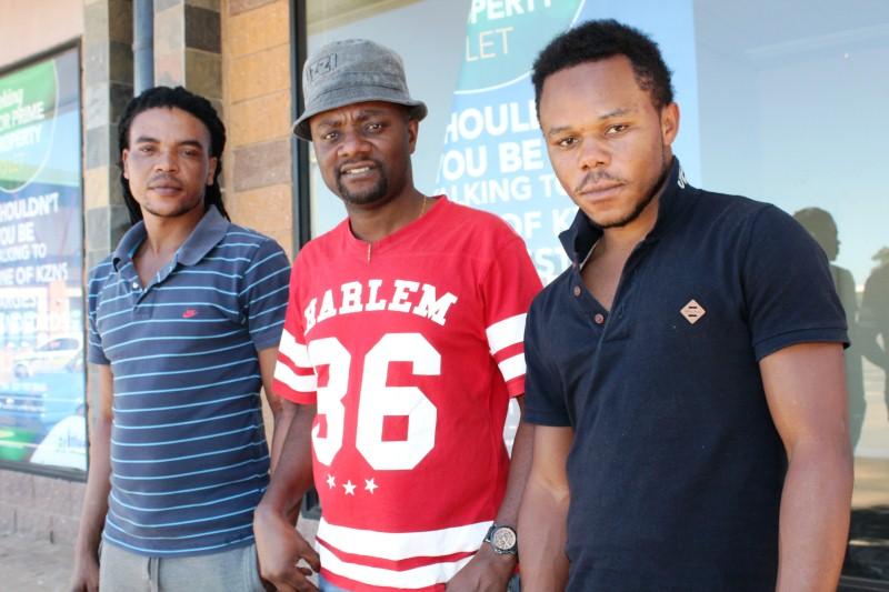 Maritzburg locals save Congolese men from attack