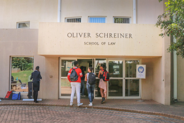 7. Oliver Schreiner School of Law