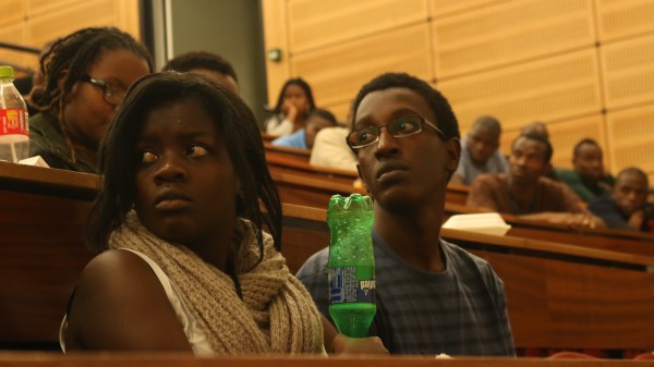 International students expressed stresses of feeling unwelcome in South Africa. Photo: Riante Naidoo
