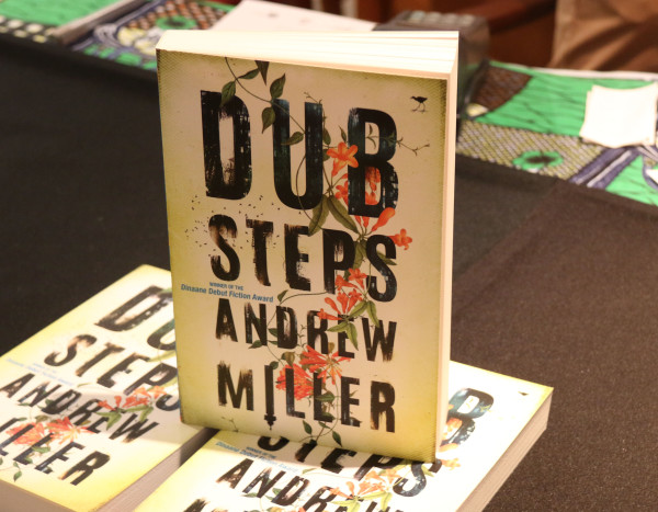 WINNING NOVEL: Dub Steps in its published form.