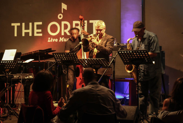 JAZZ NIGHT: Thadi Ntuli's
