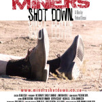 SHOT DOWN: One of the final posters for the film.