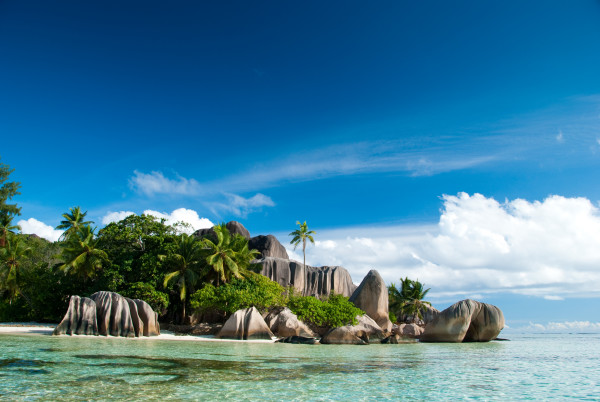 La Digue Island, Seychelles. Photo: Dider Baertschiger