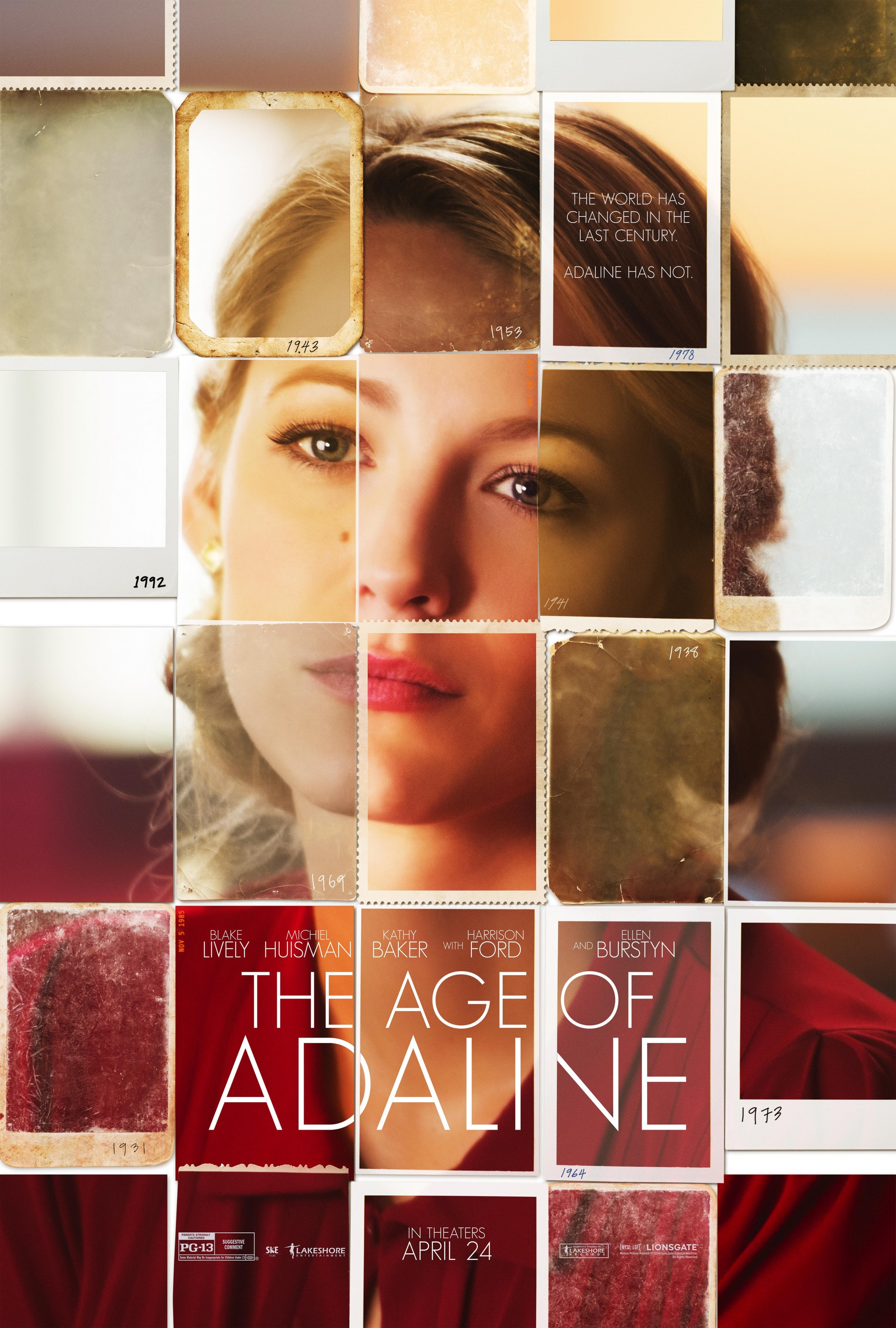 REVIEW: Age of Adaline