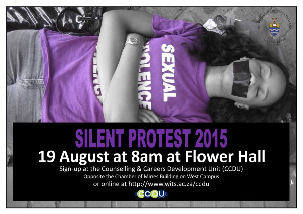 The silent protest  will take place on August 19 at the Flower Hall. Photo: Provided