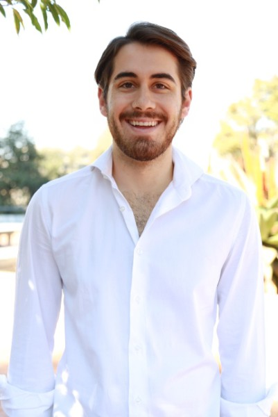 "MR CHANCEPLANT: Jared Falcke, 3rd year medical student, is the founder of The Chanceplant Initiative, an organisation which aims to ""revamp"" organ transplantation. Photo: Provided."