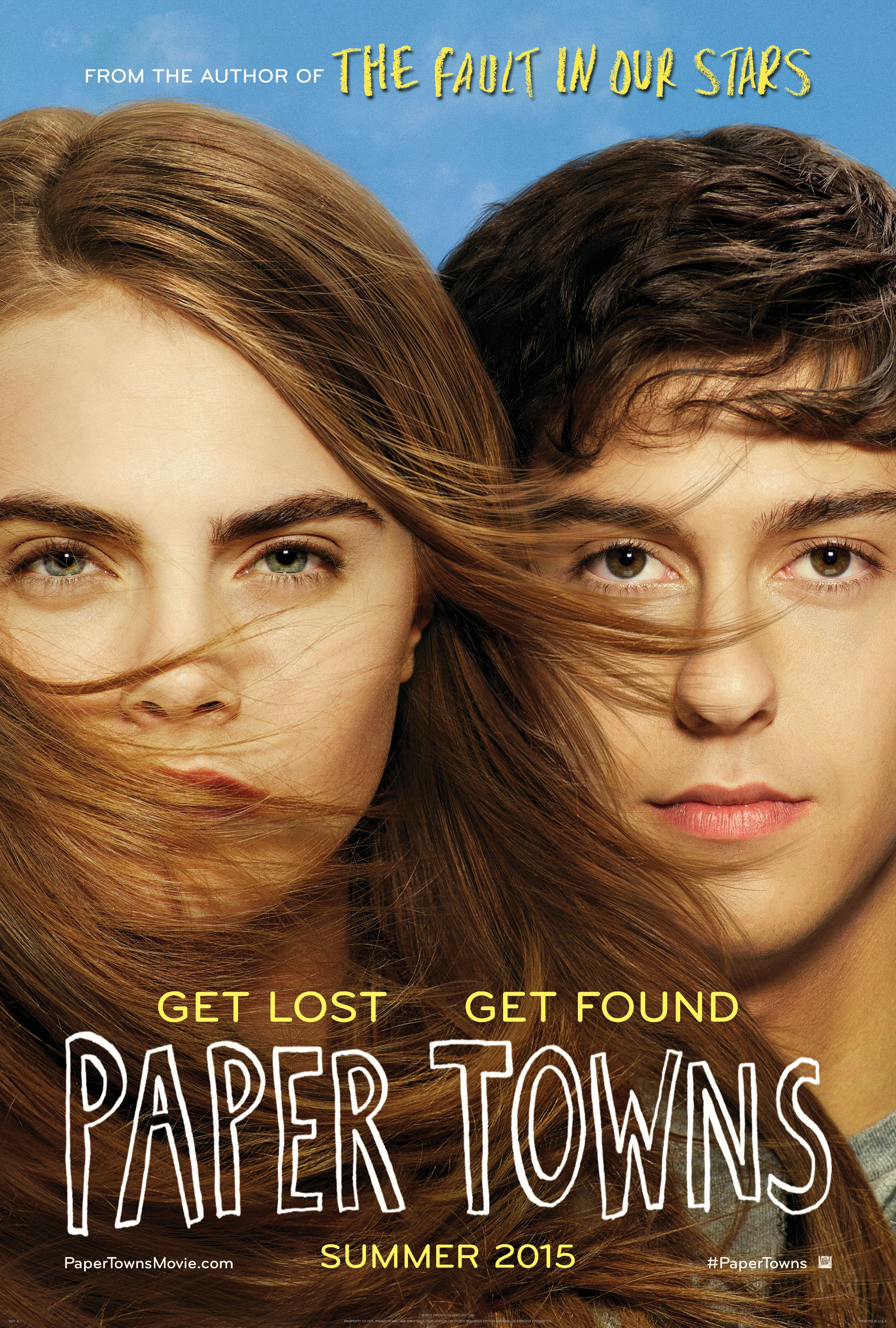 Movie Review: Bland Paper (Towns )