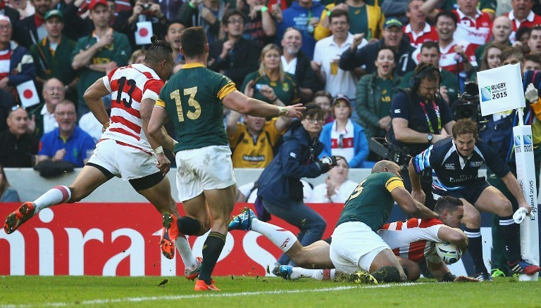 Boks 'let the country down'