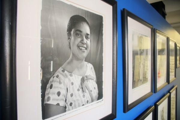 BOTSWANA COME TO JHB: Bessie Head as young woman. Photo: Katleho Sekhotho