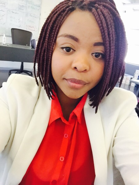 CUTE BOB: This hairstyle looks good on most face shapes. Photo: Anelisa Thuswa
