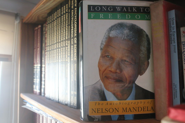 A LONG WALK: Mandela's legacy will undoubtedly live for generations to come. Photo: Katleho Sekhotho