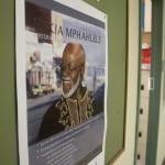 Es'kia Mphahlele Photo: Katleho Sekhotho