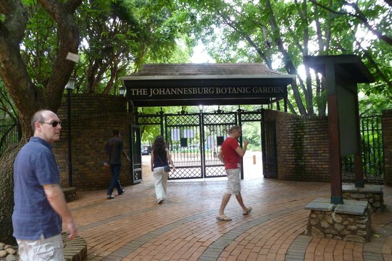 SCENIC BEAUTY: The Botanical gardens are a relaxing braai spot for friends and family. Photo: Provided