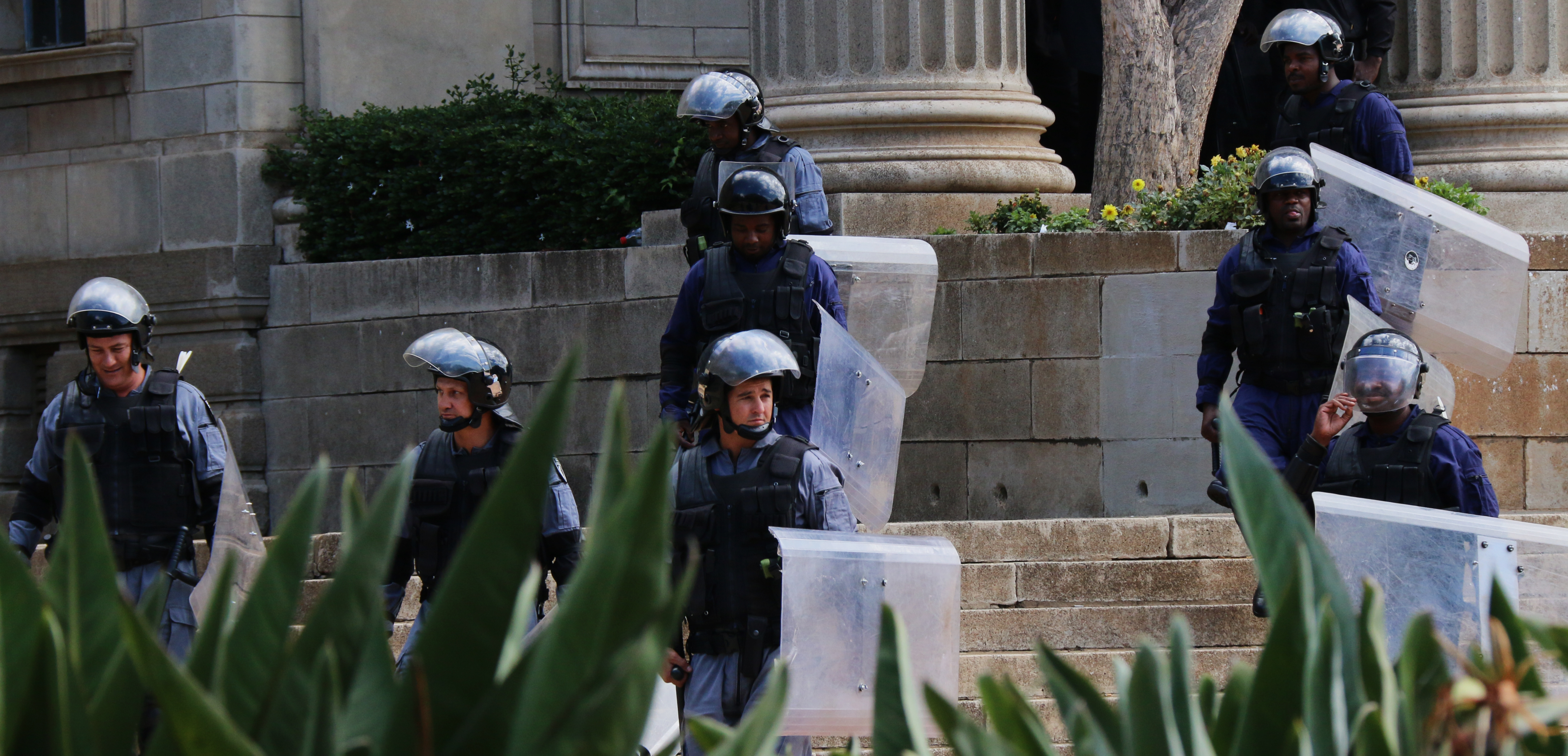 Wits academics affirm right to protest in response to threat of action