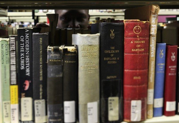 ENDLESS LITERATURE: The number of available journals and books keeps expanding with more academics being published. Photo: Michelle Gumede