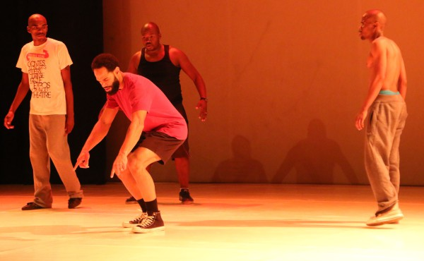 TOWNSHIP STORIES: Toyi!Toyi! is now showing at this years Dance Umbrella Festival. Photo: Michelle Gumede