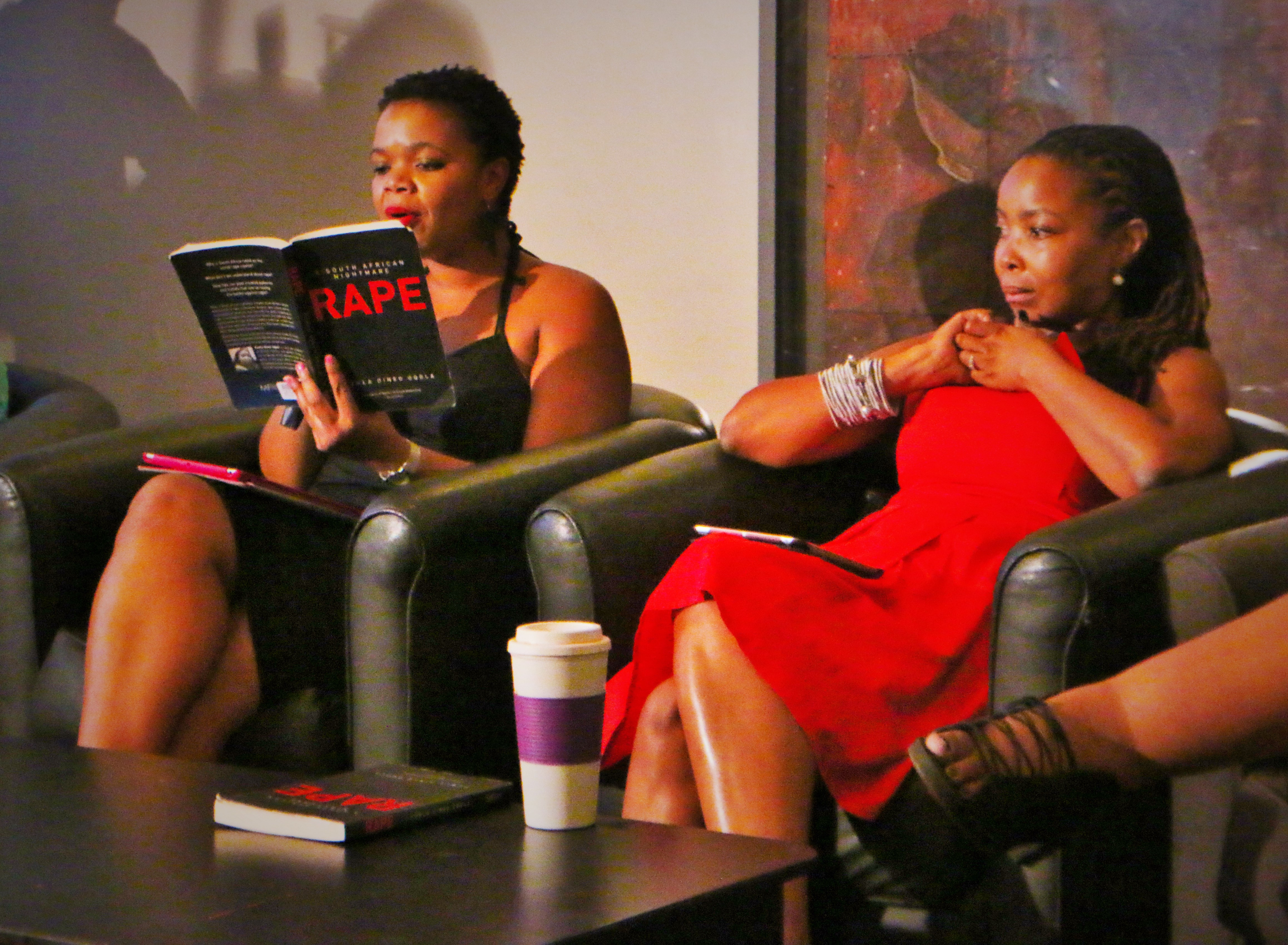 Book Launch: Rape- A South African nightmare