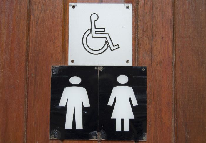 Gender neutral bathrooms in final stages