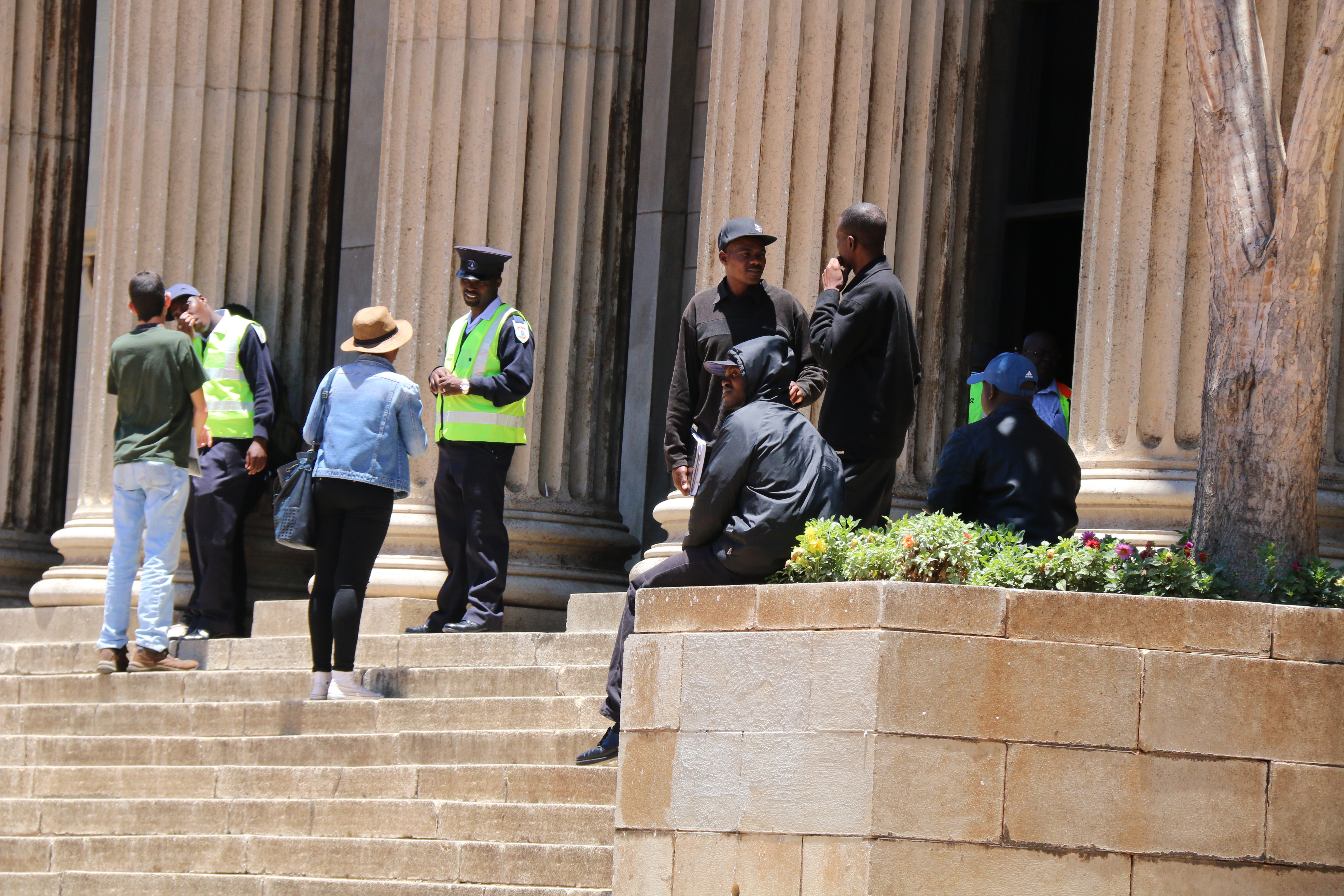 Wits opens criminal case into Great Hall standoff