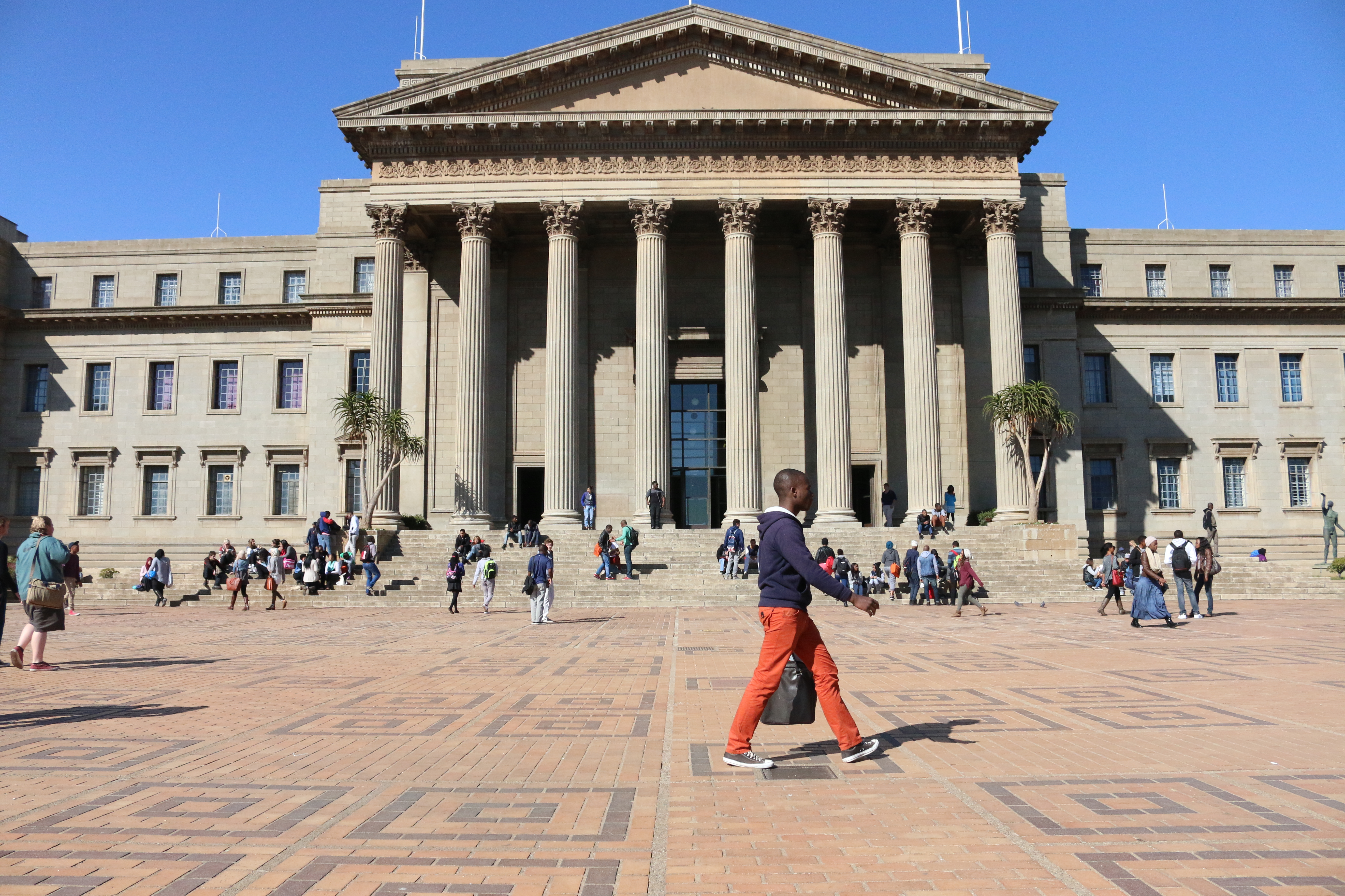 Two Wits students suspended while one remains in jail
