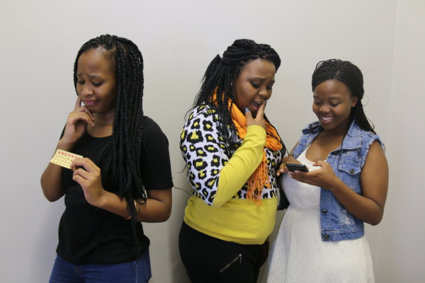 FROM TRADITIONAL TO TECHNOLOGICAL CONTRACEPTIVES: A new study of Natural Cycle App, which is as effective as pills has been revealed. Photo: Wendy Mothata
