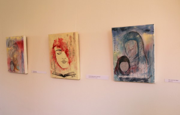 VOICE OF THE HEADSCARF: The Unveiling Hijabi, exhibition that is showcased at the Constitutional Hill during Freedom month.