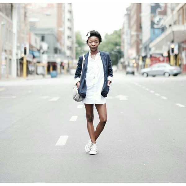 PREPARING FOR HOLLYWOOD: Busisiwe Mtshali is a storyteller who